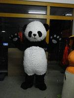 Оптовая продажа от производителя взрослый размер новая версия китайская гигантская панда Маскоты костюм Рождество Маскоты костюм Бесплат