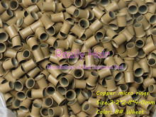3 2 2 8 4 0mm 8 Wheat 1000pcs copper flared ring easily locks copper tube