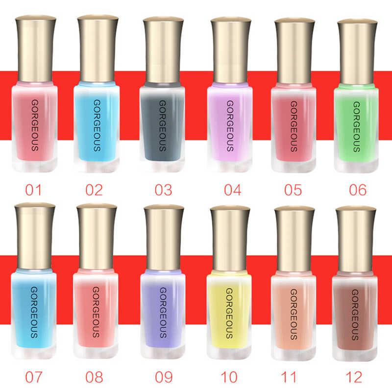 Nieuwe Collectie Primer Gel Varnish Soak Off Uv Led Gel Nagellak Emaille Verf Snel-Droge Base Coat Jelly lak Nagellak TSLM1