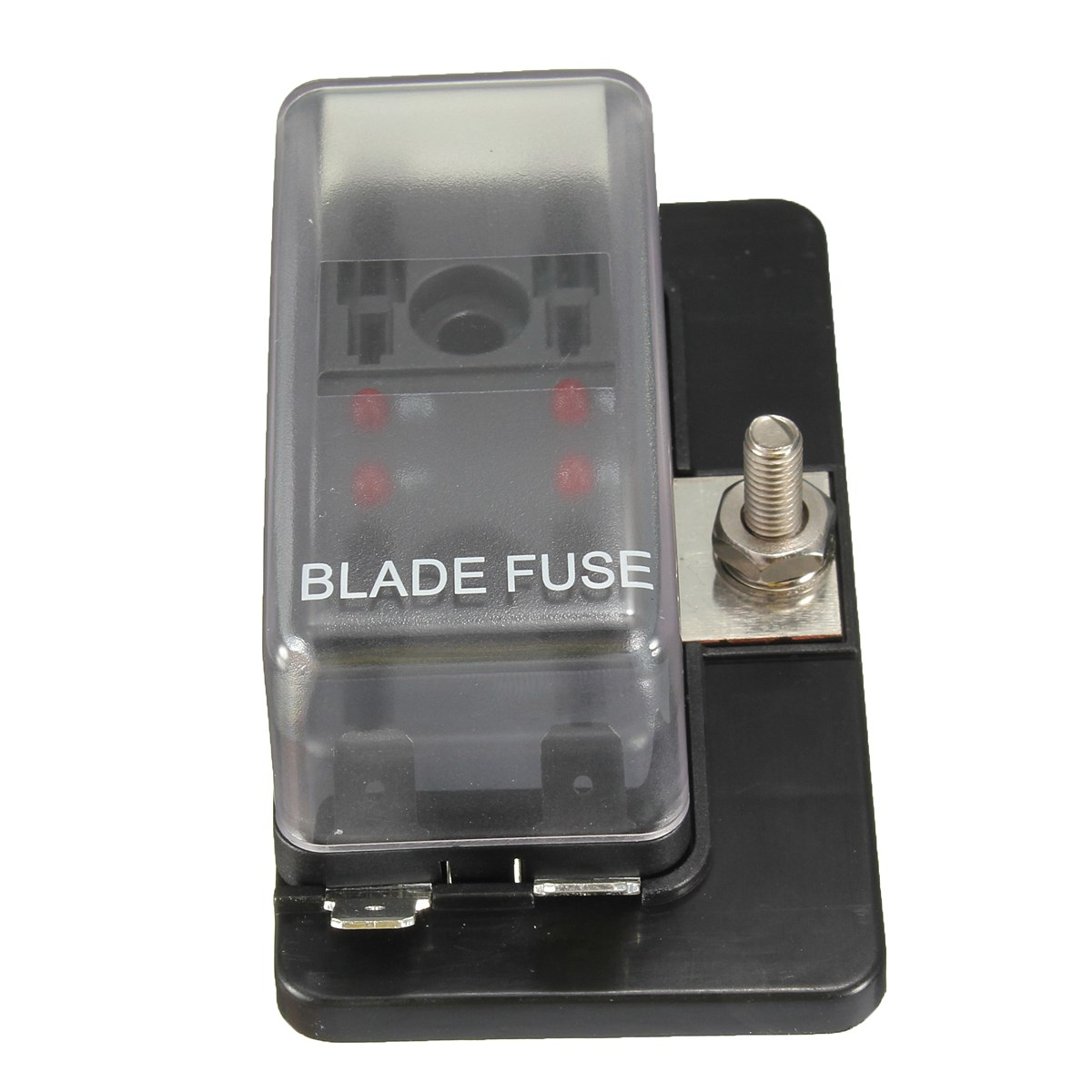 Car Boat Circuit 4 Way Ato Blade Fuse Box Holder Led Blown Warning Has In Fuses From Automobiles Motorcycles On Alibaba Group