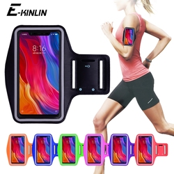 Running Phone holder Cover For Xiaomi Redmi Note 7 5 5A 6A 6 Pro AI Prime Mi Max Mix 2S 2 3 9T 9 8 SE A2 Lite Arm Band Case