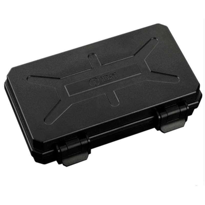 H1068 Outdoor Travel Plastic Shockproof Waterproof Box Storage Case Enclosure Airtight Survival Container EDC Camping Shockproof