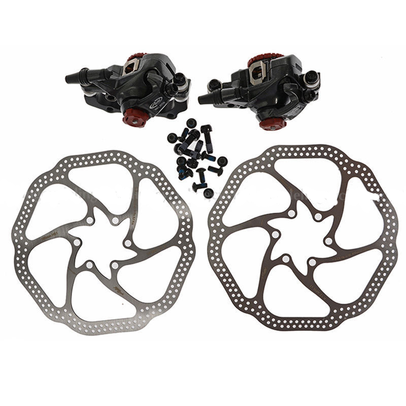 Genuine AVID BB7 disc brake clipers HS1 disc rotors mtb bicycle brake 2018