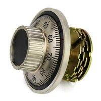 Yüksek Kalite Fabrika Outlet Mekanik kod disk kilidi Vault şifre kilit kasa Aksesuarları T0.2