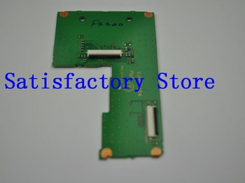90%NEW For Panasonic FZ200 LCD Connection PCB board Back Light Repair Part