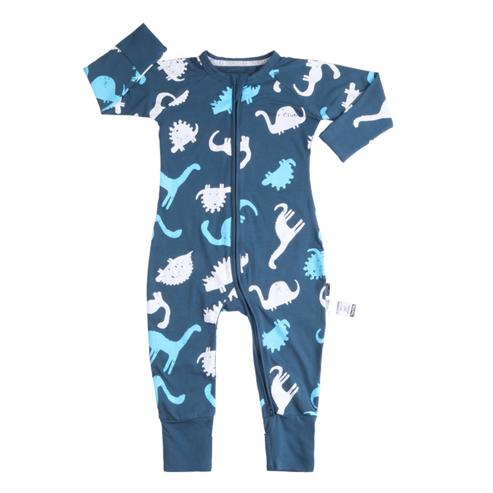 Infant Jumpsuit Long Sleeves Мультфильмдер Romper Baby - Балаларға арналған киім - фото 5
