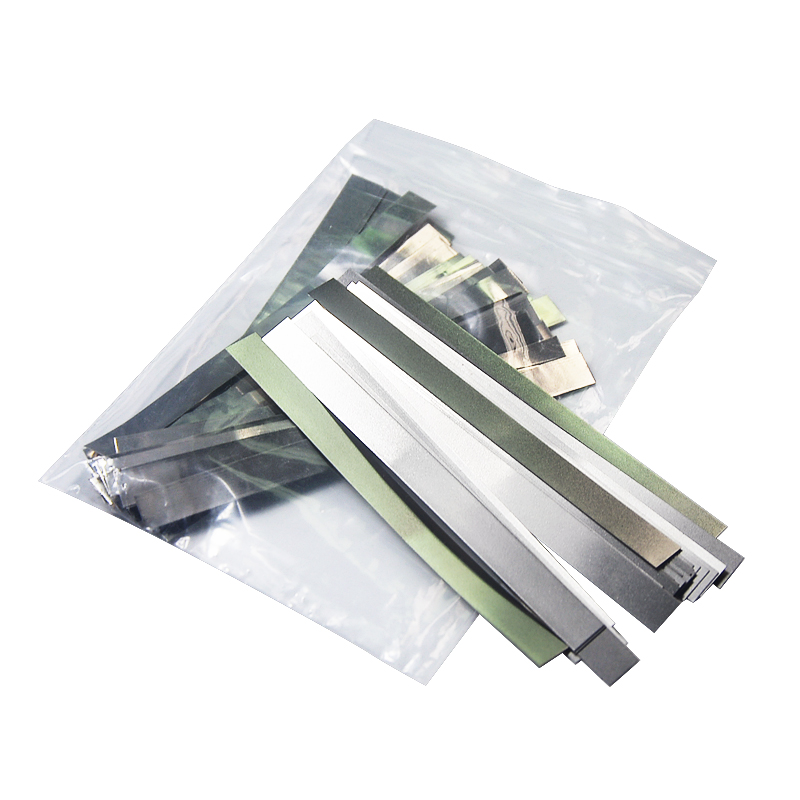 100pcs Nickel Sheets Lithium Battery Strip For Spot Welder Welding Strip 18650 Li Ion Battery Pack Connection Nickel Plated Belt