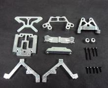 1/5 Baja Alloy Front Bulk Head set for 1/5 scale HPI KM RV baja 5B 5T 5SC – 85051 BAJA PARTS RC PARTS