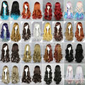 Free Shipping Women Long Medium Length Hair Full Lace Synthetic Cosplay Wigs Lolita For Party Halloween Kyoraku Shunsui/Taiwan