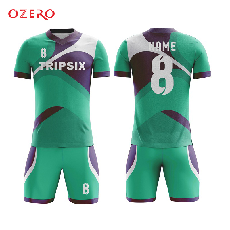 the latest aca3c adf7c US $140.0 |custom colorful china guangzhou cheap football teams t shirt  wholesale sublimated blank soccer jersey-in Soccer Jerseys from Sports & ...