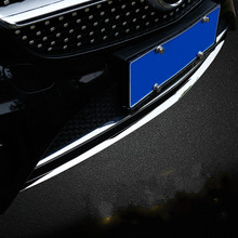ABS Front Bottom Grill Grid Grille Bumper upper Cover Trim 1pc for Benz E Class W213 Sport Coupe 2016 2017 2018