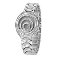 Top Luxury Quartz Watch Brand Womens Watches Full Steel Fashion Watches Clock Lodies Wristwatch Business Women