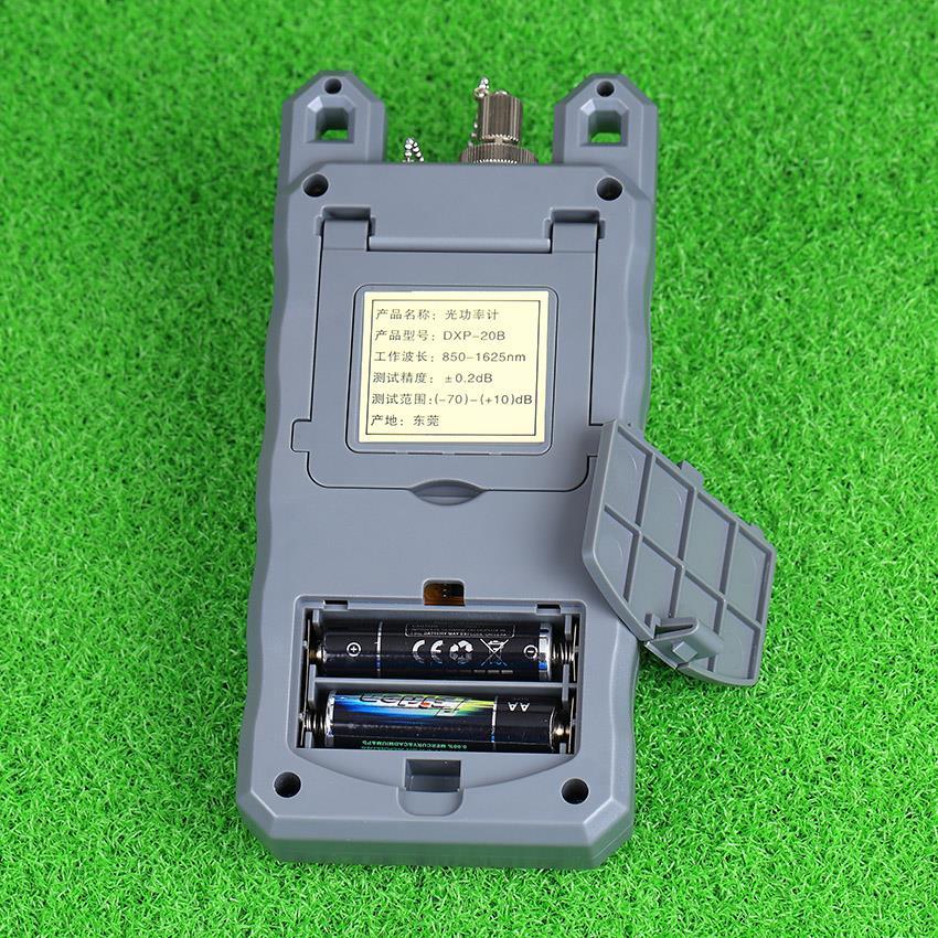 KELUSHI 새로운 정밀 광섬유 파워 미터 테스터 일곱 - 통신 장비 - 사진 3