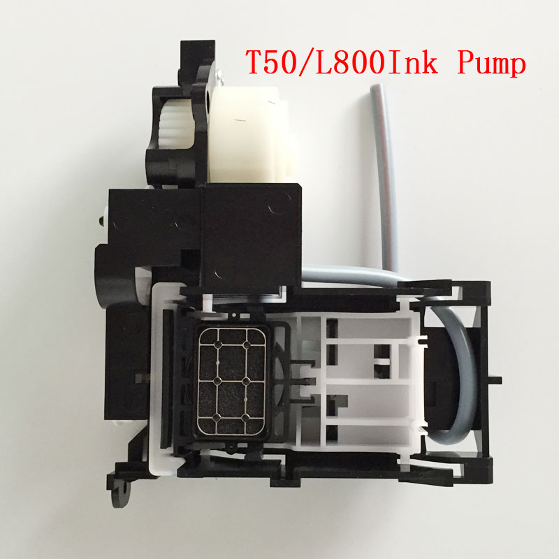 New and original Ink Pump for Epson R290 R330 L800 L801 P50 T50 T59 T60 printer Pump Assembly Ink System Assy ink filtering damper with pipeline for epson r330 r290 t50 l800 uv flatbed printer