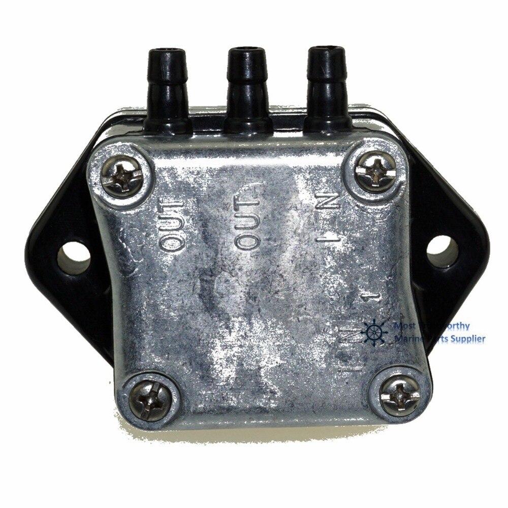 Nouvelle pompe à essence hors-bord 62Y-24410-02-00 pour remplacement Yamaha Marine 25-60HP 4 temps