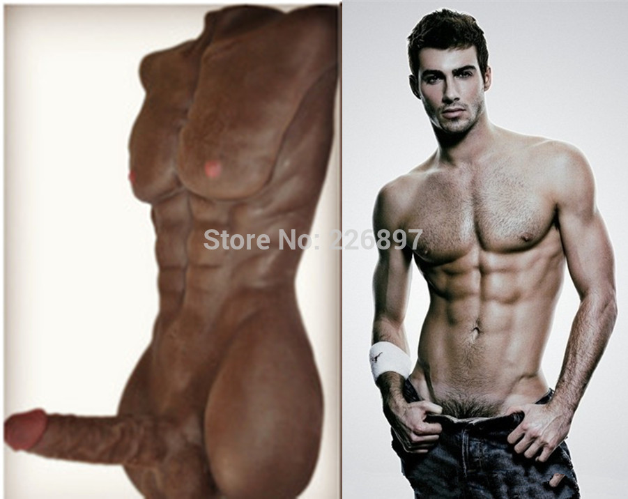 Life size male sex doll