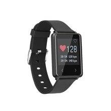 2017 Smart Band TK002 монитор сердечного ритма фитнес-трекер Браслет Спорт бег шаг шагомер часы для IOS Android-смартфон
