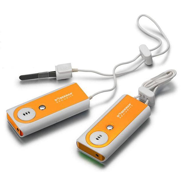 Sensor de Alarme de Segurança Anti-Roubo Parafuso Tipo quente Prontamente Em Contato Com Portas de Segurança nas Viagens E LEVOU Tocha Funcional 1 Pcs