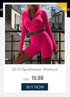 Conjunto esportivo feminino, roupa de duas peças
