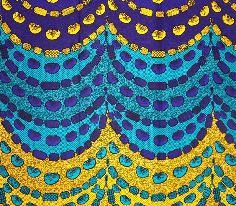 new design veritable wax block prints African real wax quality guaranteed 6 yards Ankara fabric printed wholesale V 517 in Fabric from Home Garden
