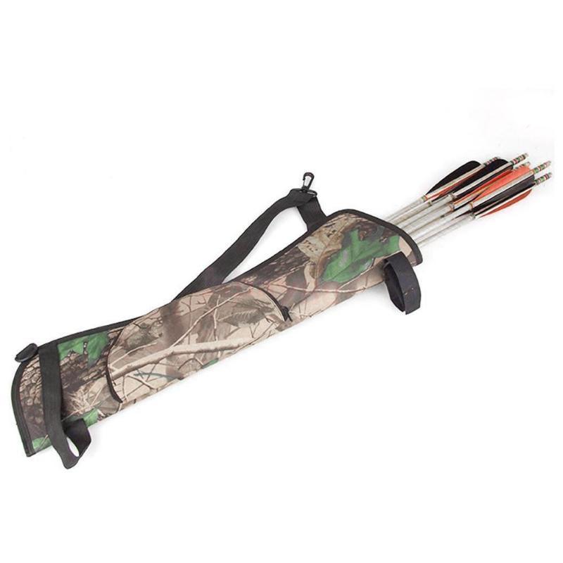 Portable Arrow Bag Back Separator Bow And Outdoor Hunt Quiver Archery Holder Arrow Bow Waist Bag Target Archery Accessories Pakistan
