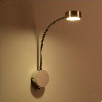 Adjustable Swing Long Arm Wall Light Fixtures For Bedroom Read Lighting LED Beside Lamp Wall Sconces Lamparas Apliques Pared