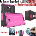 Для Samsung Galaxy Tab A 10.1 2016 T580 T585 Броня Kickstand Hard Cover для Samsung Galaxy Tab A 10.1 S-Pen Версии P580 P585