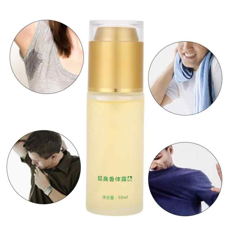 50ml Natural Spray Body Odor Removal Water Antiperspirants Formula For  Deodorants Therapy Underarm Hircismus Cleaner Stop Sweat