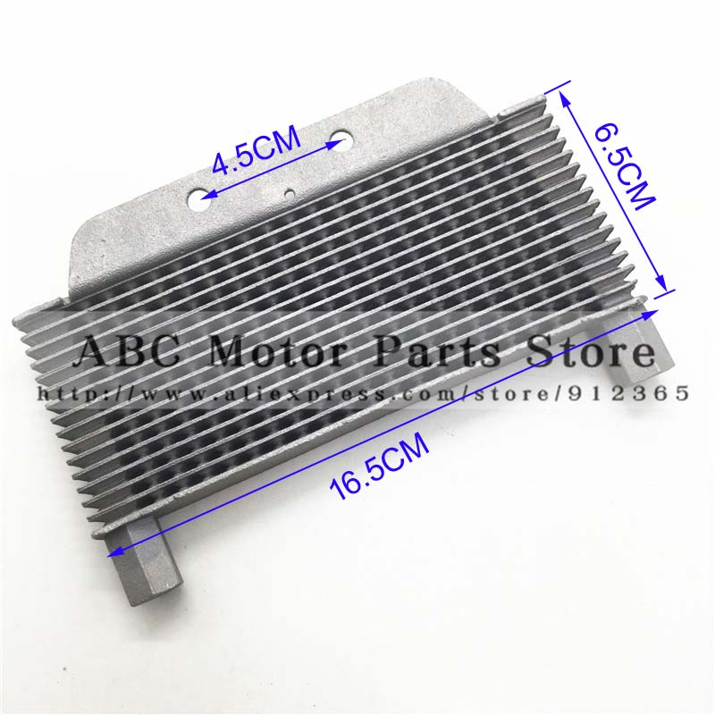 Oil Cooler radiator Dirt pit monkey bike Off-road motorcycle ATV refires accessories fuel hose spare parts benelli 600 trb pieces refires after plier refires spillplate