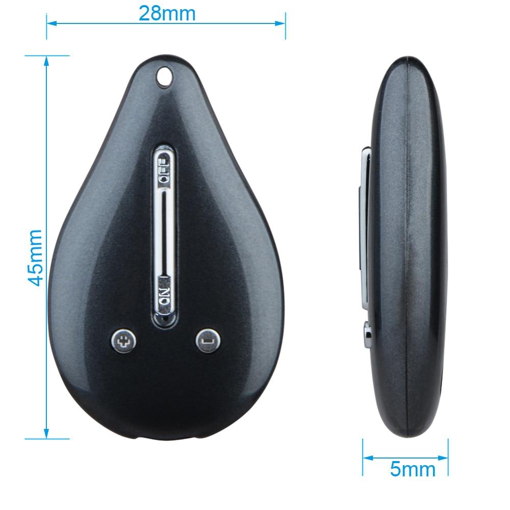 Мини Цифровая запись ожерелье в виде ручки Запись телефон кулон USB рекордер M3 мини USB 8 ГБ кулон Аудио Диктофон