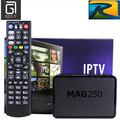 GOTiT Mag250 IPTV Box with Royal Arabic IPTV 1750+Europe France Italy Africa Turkey Persian Albanian Kurdish PayTV&VOD TV Box