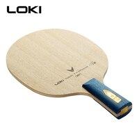 Professional Training Pingpong Pad LOKI V5 Table Tennis Blade Attack Defensive Ping Pong Racket No Rubber Ping Pong Racket