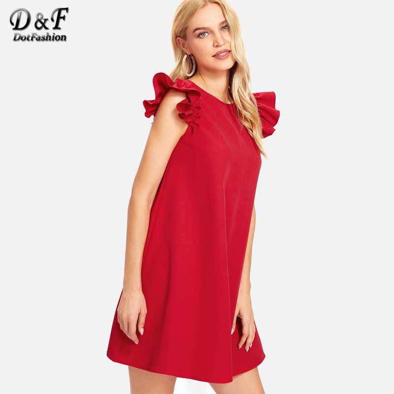 d0610bed953 Подробнее Обратная связь Вопросы о Dotfashion платье на пуговицах с ...
