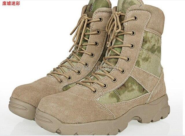 Aliexpress.com : Buy New special warfare wild desert high top ...