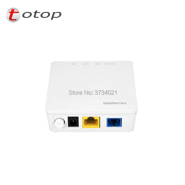 US $396 0 |24pcs/lot second hand 99% new Huawei HG8010H EPON 1GE ONU ONT  With 1 port EPON apply to FTTH mode -in Fiber Optic Equipments from