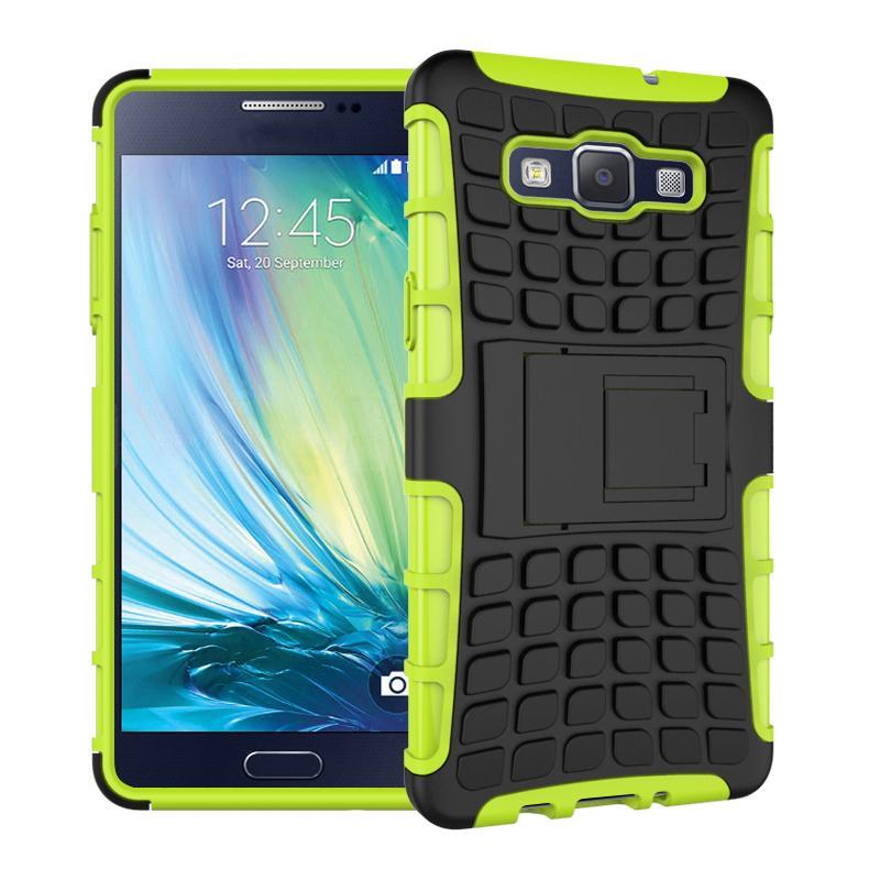 WolfRule sFor Samsung Galaxy A5 Case Shockproof Silicone + - Բջջային հեռախոսի պարագաներ և պահեստամասեր - Լուսանկար 2