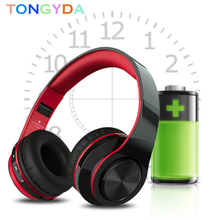 Bluetooth Headphone Over-Ear Wired Wireless Headphones Foldable Bluetooth 4.2 Stereo Headset with Mic Support TF Card For phone oneodio bluetooth v4 1 headphone foldable over ear stereo wireless headset studio headphones with microphone for phone computer