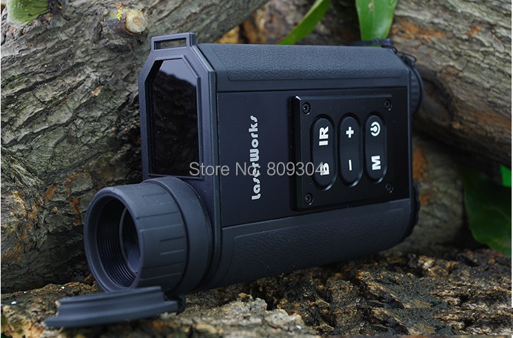 Laser Entfernungsmesser Diy : Nachtsicht diy laser entfernungsmesser finder für jagd in