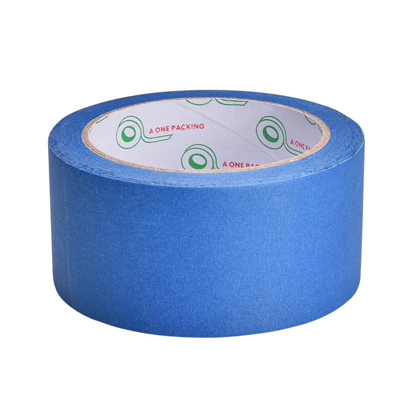 3D Printer Blue Tape 50mm wide 50m 50*33 Reprap bed tape, painters masking FOR 3D printer parts 205mm width blue masking tape high temperature resistance masking tape for 3d printer makerbot thickness 0 13mm