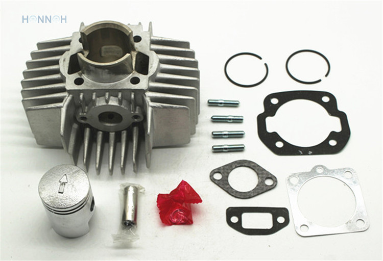 38MM CYLINDER Athena 50cc PUCH50 38mm CYLINDER WITH PISTON AND GASKETS DIA PUCH 50 50cc high compression performance cylinder 2017 new 38mm cylinder