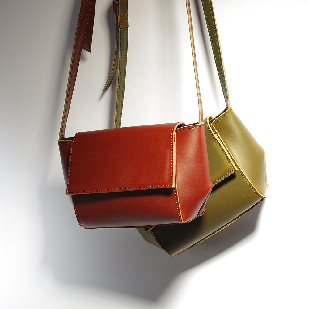 Nouveau sac à main Vintage en cuir véritable sac vert petite femme Bangalor paquet personnalisé Crazy Horse dames sac sacs à bandoulière