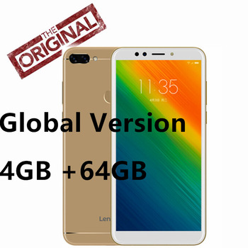 Global Version Lenovo K9 Note 4GB 64GB Mobile phone Octa Core 6.0 Inch 16MP+2.0MP rear camera Face ID Android 8.1OS 3760mAh Lenovo Phones