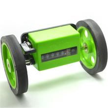 JM316 Rotation Meter Counter Mechanical Length Counter Rolling Wheel Machinery Meters Decoder
