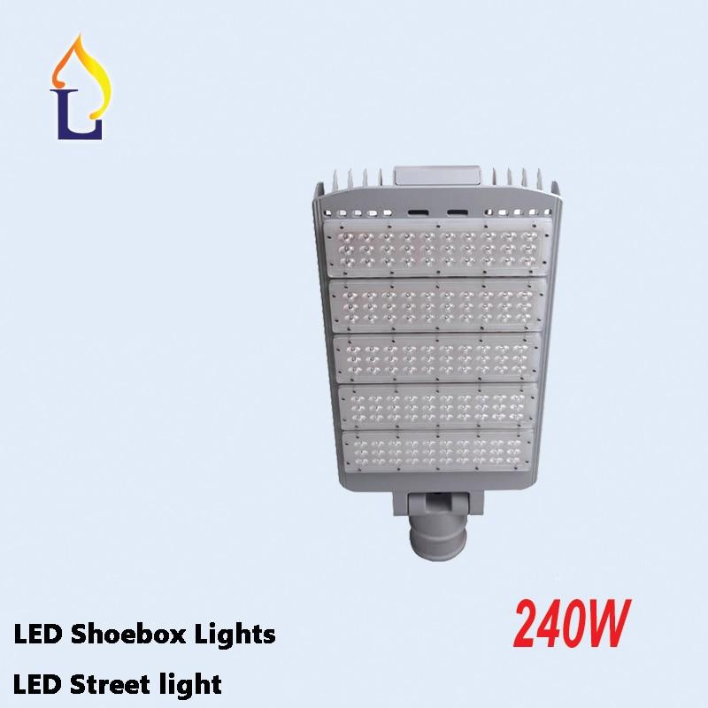 چراغ های فضای باز 80W 150W 190W 240W چراغ - روشنایی بیرون ساختمان