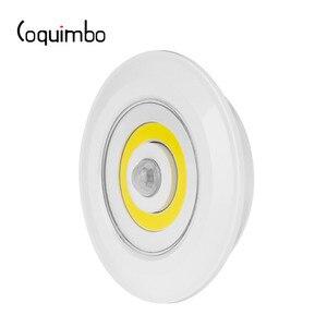 Image 1 - Coquimbo モーション活性化夜ライトバッテリ駆動のためのワードローブ階段 Pir モーションセンサー
