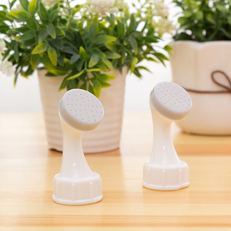 Image 3 - 2PCs Bottle Top Creative Watering Garden Plant Flower Sprinkler Water Device Household Potted 2019 hot sale   G520-in Water Cans from Home & Garden