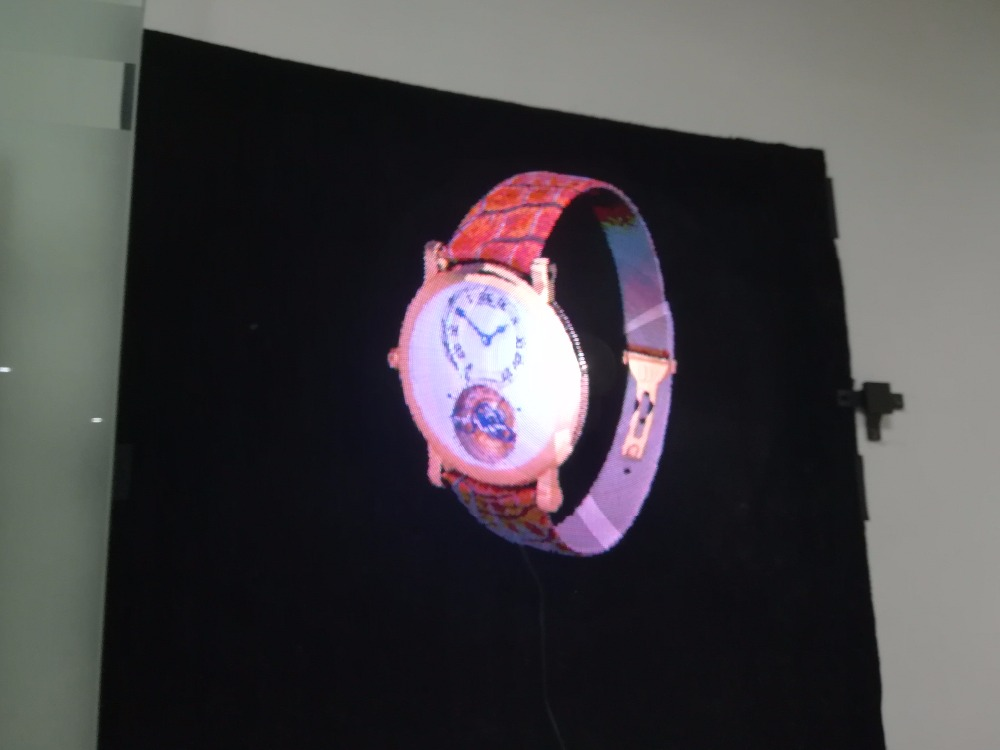 Hologram Projector 3d Holographic Dispaly Hypervsn