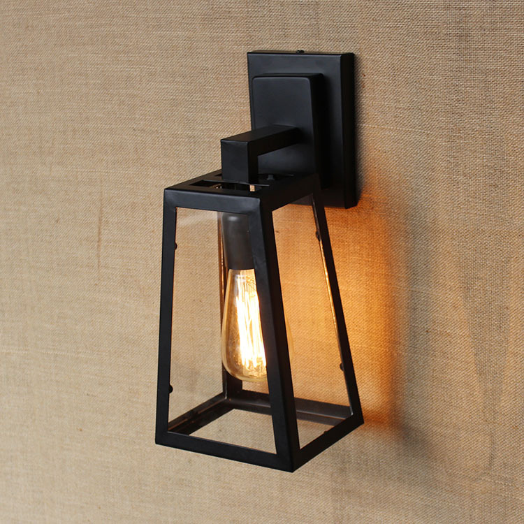 sconce wall p sconces rustic wrought iron carved shade glass contemporary