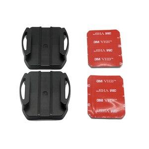 Image 2 - 곡선/평면 표면 마운트 접착 스티커 소니 액션 FDR X3000 HDR AS100 AS15 AS20 AS300 AS200V AS50 Anti lost Leash Strap