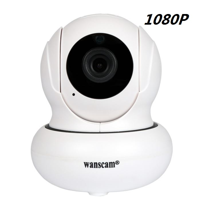 WANSCAM HW0021 HI Chipset 1080P WiFi IP Camera Wireless Indoor Night Vision P2P Motion Detection Security Surveillance CCTV wanscam hw0021 ccvt security surveillance hd 720p wifi ip camera motion detection pan tilt 2 way audio night vision baby monitor